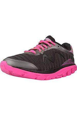 Mbt Damen Racer 18 W Sneakers, (Dk Gray & Fuchsia 1164y)
