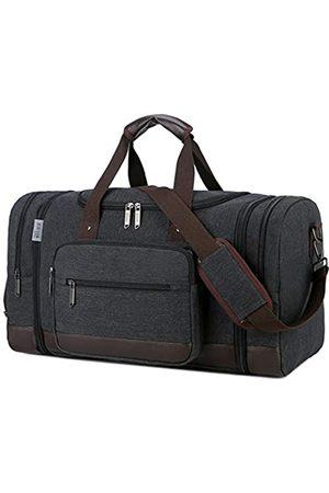 WOHLBEGE Wasserdichte Reisetasche aus Segeltuch
