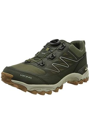 Viking Unisex-Erwachsene Anaconda 4x4 Boa GTX Walking-Schuh, Olive/Cream