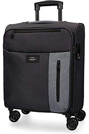 MOVOM Band Kabinenkoffer 40x55x20 cms Weich Polyester TSA-Schloss 40L 2