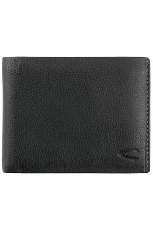 camel active Herren Geldbörsen & Etuis - Geldbörse, Echtleder, Logo-Prägung, RFID-Schutz Chip, , 99