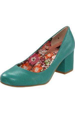 "BC Footwear Damen Pumps, ""That'll Be The Day"", Grün (smaragdgrün)"