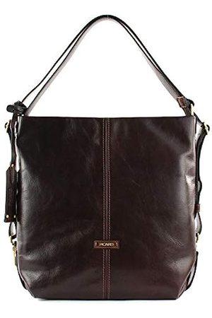 Picard Damentaschen aus Leder, in der Farbe Café/ , aus der Serie Eternity, 49583E1055