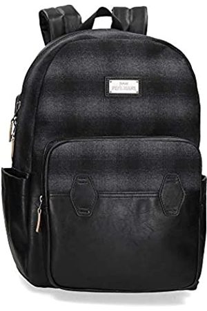 Pepe Jeans Scotch Laptop-Rucksack 32x44x15 cms Polyester und PU 15
