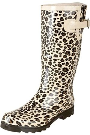 Dirty Laundry By Chinese Laundry Regenwasserstiefel, Beige (Leopardenmuster)