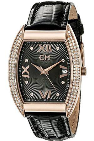 Carlo Monti Damen-Armbanduhr XS Brescia Analog Quarz Leder CM508-322