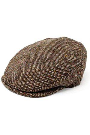 Hanna Hats Vintage Wolle Tweed Irische Flache Kappe (