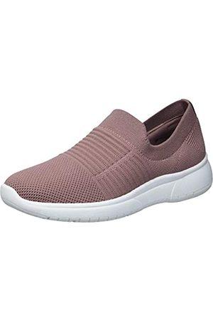 Blondo Damen Slipper Sneaker, (Dusty Pink Knit)