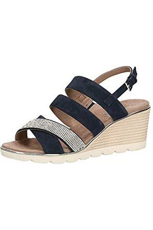 Caprice Damen Sandalette 9-9-28708-26 828 G-Weite Größe: 37.5 EU