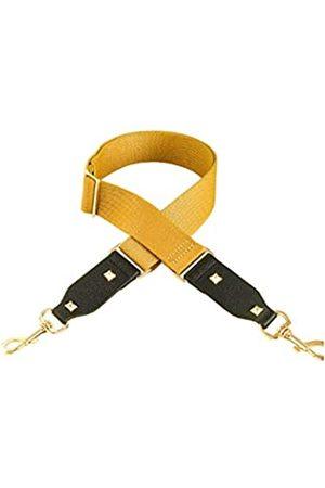 Reason Charm 3,8 cm breiter, verstellbarer Crossbody-Taschengurt Ersatzgurt für Handtaschen, Geldbeutel und Schultergurt., (ingwer)