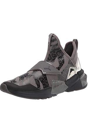 PUMA Damen Provoke XT Mid Cross Sneaker, -Metallic -Castlerock