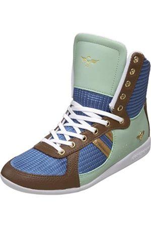 Creative Recreation Damen Galow Hi Fashion Sneaker, ( , Satin)