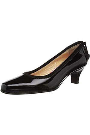Diavolezza Damen CARA Pumps, (Black)