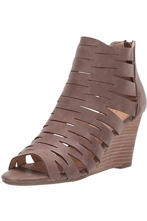 Report Damen Spring Keilabsatz-Sandale
