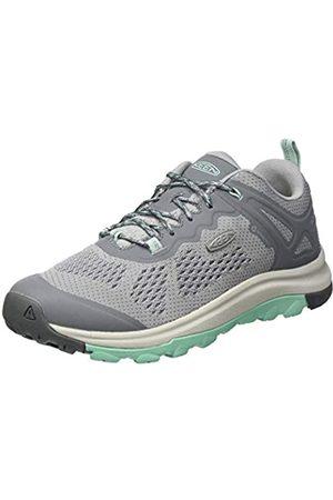 Keen Damen Terradora II Vent-W Hiking Shoe, Drizzle/Ocean Wave