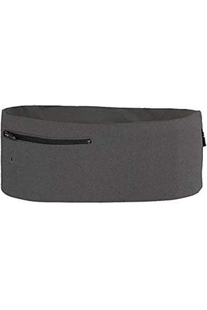 hipS-sister HSX Sport Größe A (Small) 11,4 cm Spandex Hüftband mit Reißverschluss und Smartphonetaschen für Sport, Laufen, Hundespaziergang, Wandern
