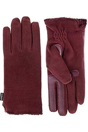 Isotoner Damen Fleece Touchscreen Gloves with Water Repellent Technology Handschuhe für kaltes Wetter