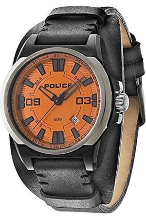 Police Herren-Armbanduhr Analog Quarz 14200JSBU/17