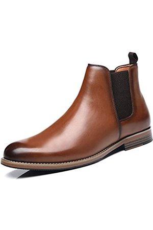 JORDI GIGO Chelsea Boots zum Reinschlüpfen für Herren – formelle Stiefel und modische Herren-Stiefeletten in