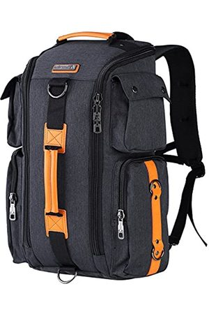WITZMAN Reiserucksack für Herren Laptop Taschen Casual Daypack Convertible Rucksack 3 Tragemöglichkeiten (6695 )