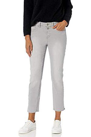 NYDJ Damen Sheri Slim Ankle with Mock Fly Jeans