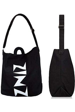 ZINZ Canvas Schultertasche Fashion Tote Einkaufstasche für Reisen, großes Fassungsvermögen