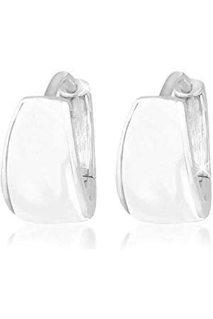 Elli Ohrringe Damen Elegant mit Emaille aus 925 Sterling Silber