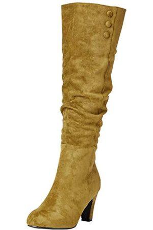 Joe Browns Damen You've Got It Suedette Boots Mode-Stiefel