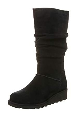 Bearpaw Damen Arianna Hohe Stiefel, (Black Ii 011)