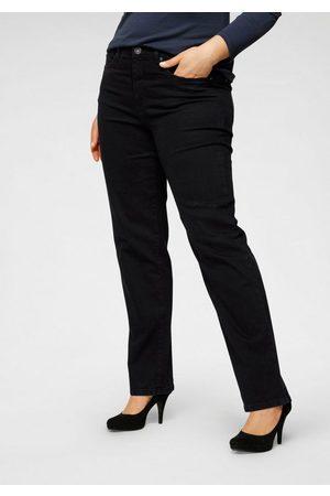ARIZONA Straight-Jeans »mit bequemen Dehnbund« High Waist