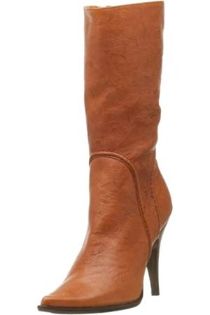 Kenneth Cole New York Damen That's the Point Mid Shaft Stiefel, (camel)