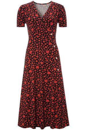 Aniston Jerseykleid in Wickeloptik - NEUE KOLLEKTION