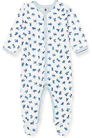 Petit Bateau Baby-Jungen 5927001 Nachthemd