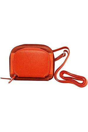 Visconti BRB16 Mini-Tasche, aus Leder, mit Schulterriemen, Größe S, ( /Mehrfarbig)