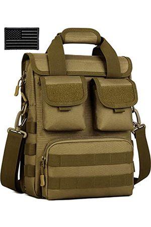 Protector Plus Taktische Messenger-Tasche für Herren, Militär-Stil, MOLLE-Schultertasche, Aktentasche, Sturmausrüstung, Handtaschen, Outdoor-Nutzung
