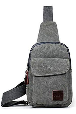 Listenwind Sling Bag Brust Schulter Rucksack Pack Crossbody Taschen für Herren - GL021-b-Awjcz-o6C