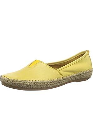 Jana Damen 24601 Espadrilles, (Yellow 600)
