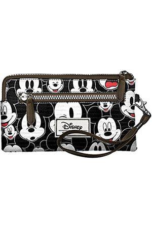 KARACTERMANIA Disney Classic Mickey Visages Kulturtasche