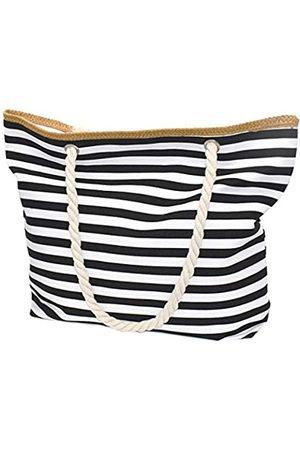 utop Große Tragetasche Reise Strandtasche Wasserdicht Canvas Strandtaschen und Tragetaschen für Frauen mit Reißverschluss