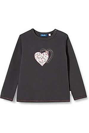 Sanetta Mädchen Seal Grey Sweatshirt