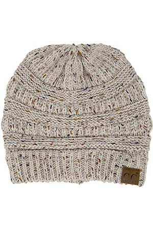 Funky JL Funky JUNQUE's CC Confetti Knit Beanie - Thick Soft Warm Winter Hat - Unisex