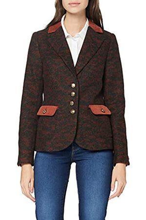 Joe Browns Damen Animal Jacquard Jacket Jacke