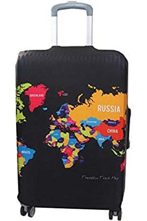 JA Reisegepäck-Schutzhülle für Kofferraum, geeignet für 48,3 - 81,3 cm, elastisch