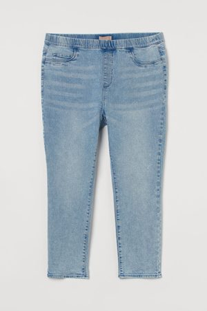 H&M + Skinny Cropped Jeggings