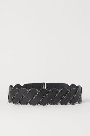 H&M Geflochtener Taillengürtel
