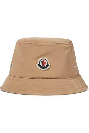 Moncler Verzierter Hut aus Twill
