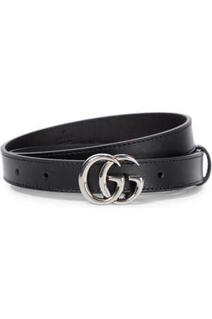Gucci Damen Gürtel - Gürtel GG Marmont aus Leder