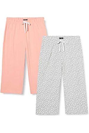 IRIS & LILLY ASW-056 Schlafanzughosen Herren, 34