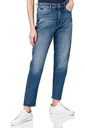 G-Star Womens Janeh Ultra High Waist Mom Ankle Jeans