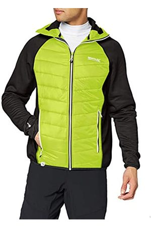 Regatta Herren Andreson V Stretch Water Repellent Insulated Compressible Lightweight Hooded Hybrid Jacket Jacke